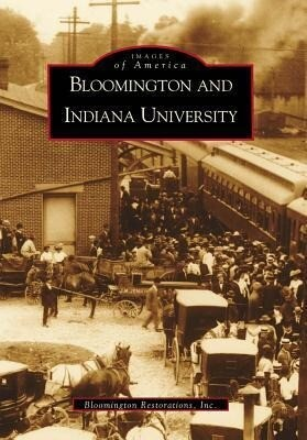 Bloomington and Indiana University, IN als Taschenbuch