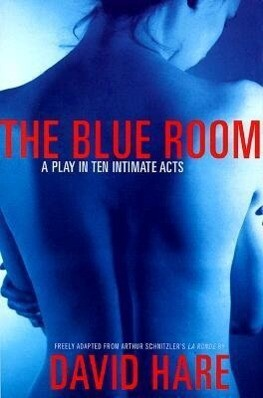 Blue Room: A Play in Ten Intimate Acts als Taschenbuch