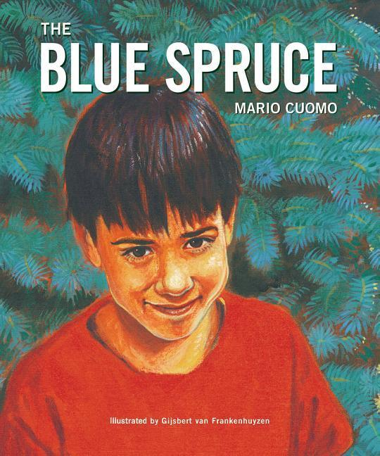 The Blue Spruce als Buch
