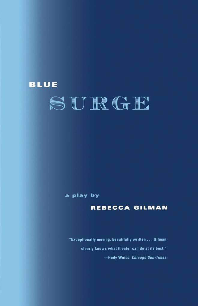 Blue Surge als Taschenbuch