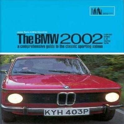 BMW 2002 als Buch