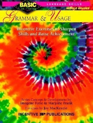 Grammar & Usage Basic/Not Boring 6-8+: Inventive Exercises to Sharpen Skills and Raise Achievement als Taschenbuch