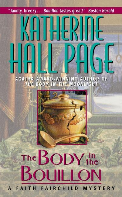 The Body in the Bouillon als Taschenbuch