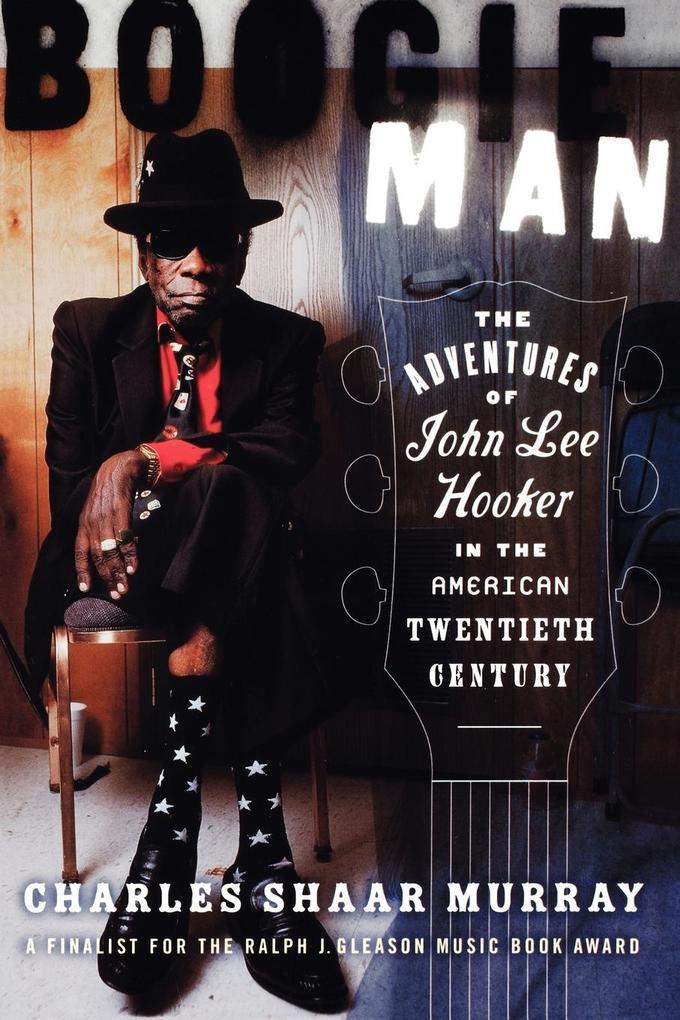 Boogie Man als Buch