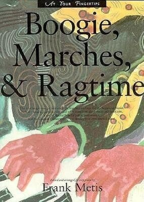 At Your Fingertips: Boogie, Marches - Rags als Taschenbuch