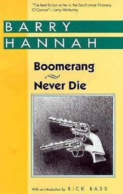 Boomerang and Never Die als Taschenbuch