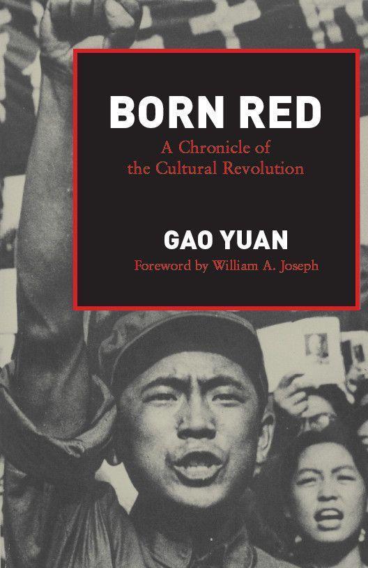 Born Red als Taschenbuch