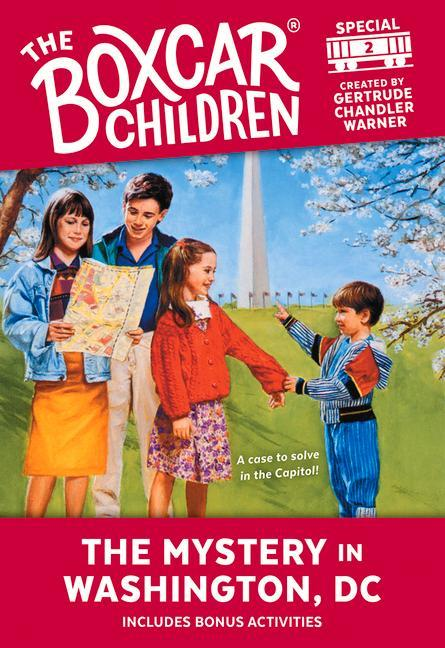 The Mystery in Washington, D.C. als Taschenbuch