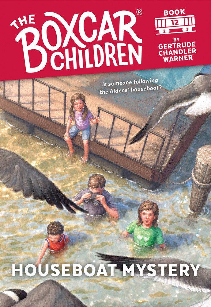 Houseboat Mystery als Taschenbuch