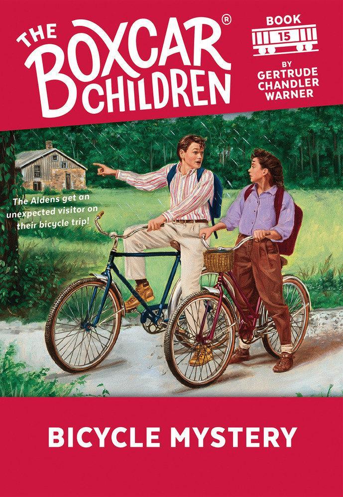 Bicycle Mystery als Taschenbuch