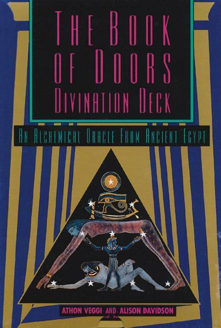 The Book of Doors Divination Deck: An Alchemical Oracle from Ancient Egypt als Taschenbuch