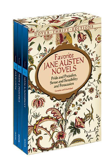 Favorite Jane Austen Novels als Taschenbuch