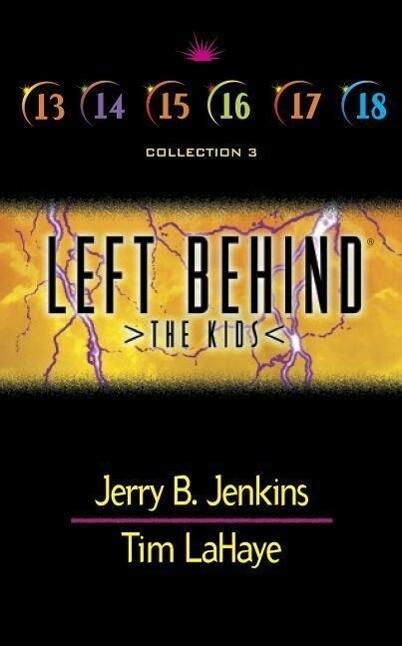 Left Behind: The Kids Books 13-18 Boxed Set als Taschenbuch