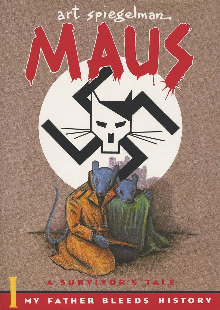 Maus I & II Paperback Box Set als Taschenbuch