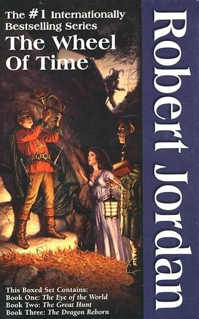 The Wheel of Time Set I, Books 1-3 als Taschenbuch