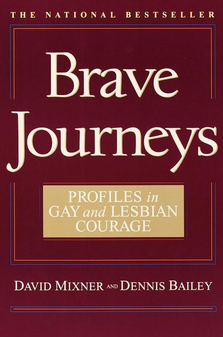Brave Journeys: Profiles in Gay and Lesbian Courage als Taschenbuch