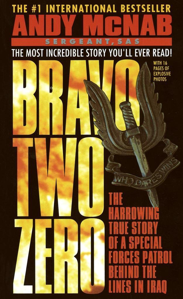 Bravo Two Zero als Taschenbuch