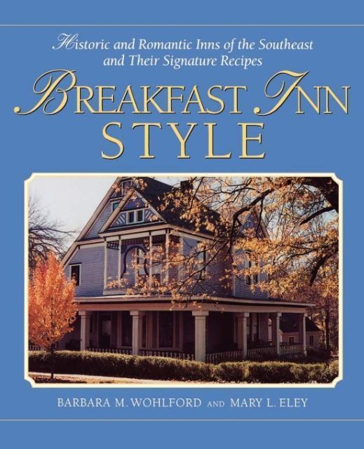 Breakfast Inn Style als Taschenbuch