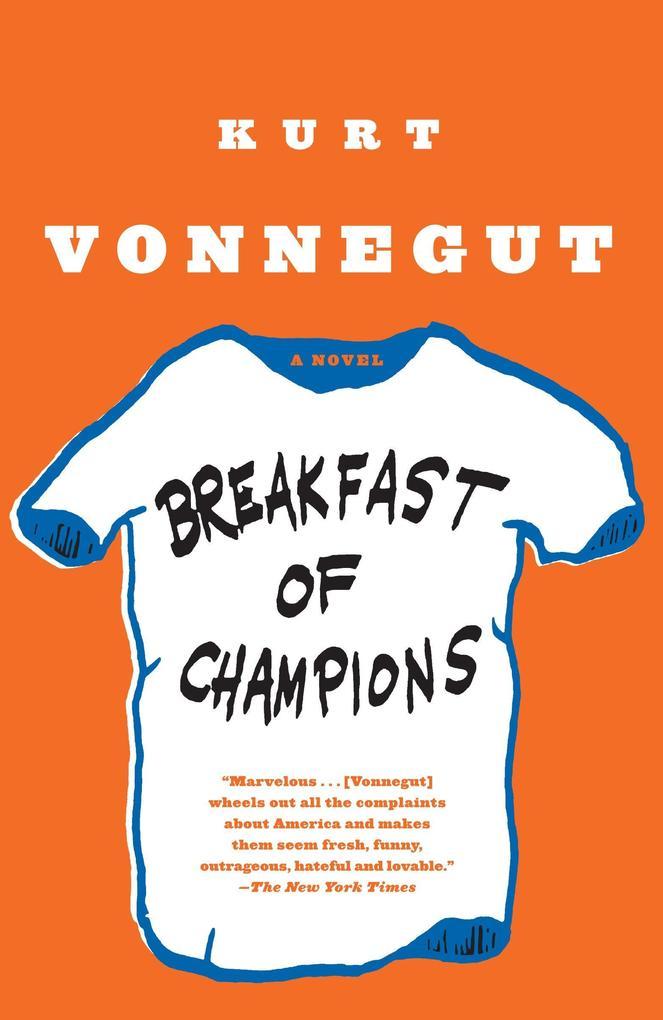 Breakfast of Champions als Taschenbuch