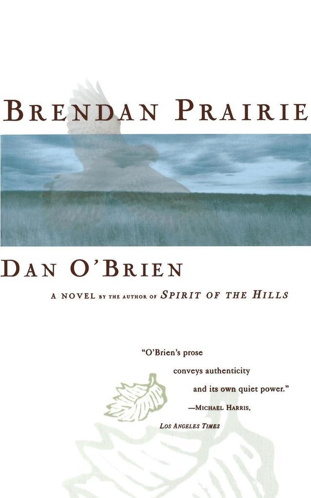Brendan Prairie als Taschenbuch