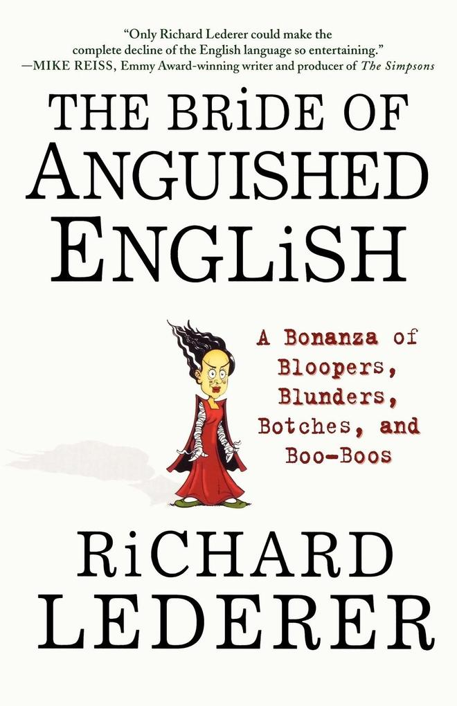 The Bride of Anguished English als Taschenbuch