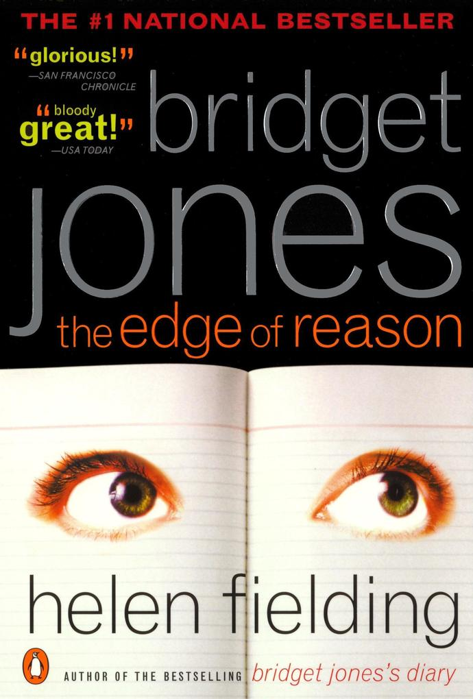 Bridget Jones: The Edge of Reason als Taschenbuch