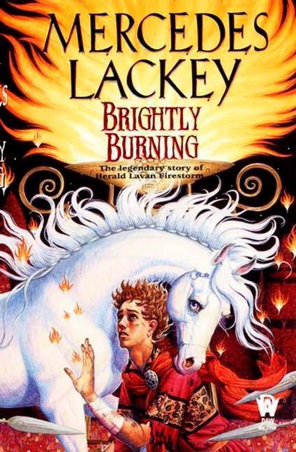 Brightly Burning als Taschenbuch