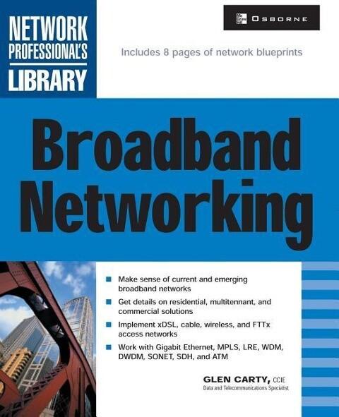 Broadband Networking als Taschenbuch