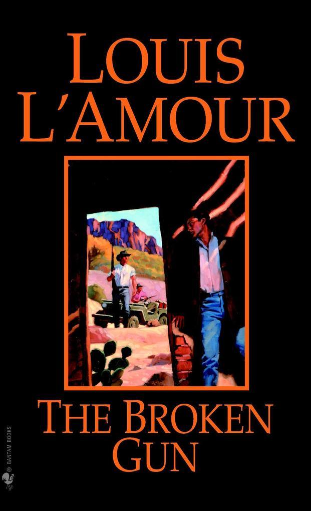 The Broken Gun als Taschenbuch