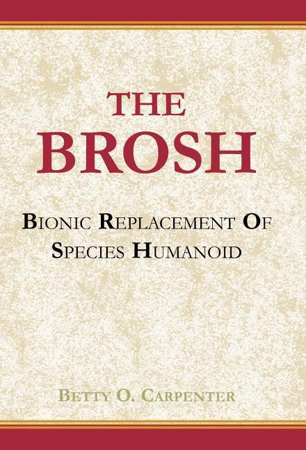 The BROSH als Buch
