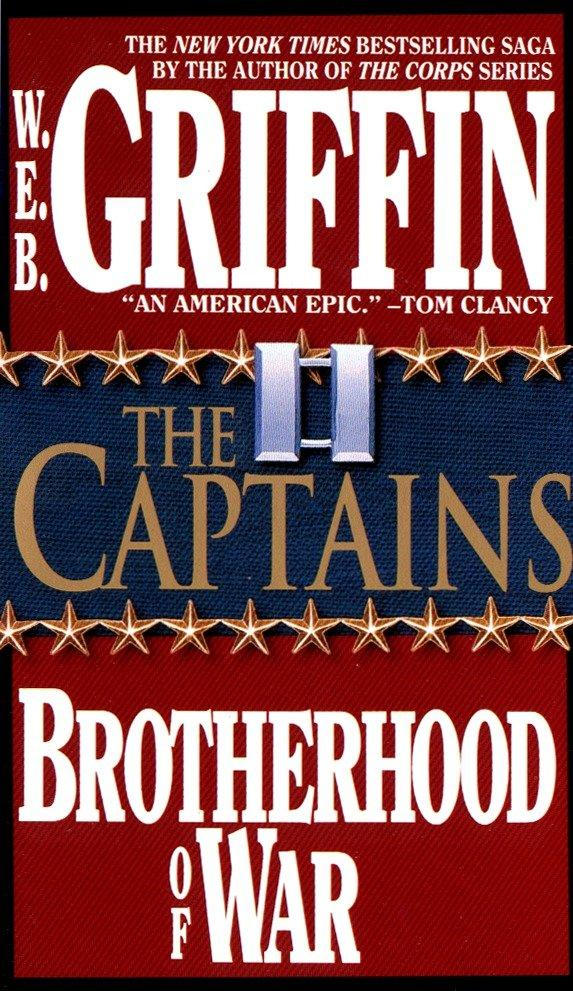 The Captains als Taschenbuch
