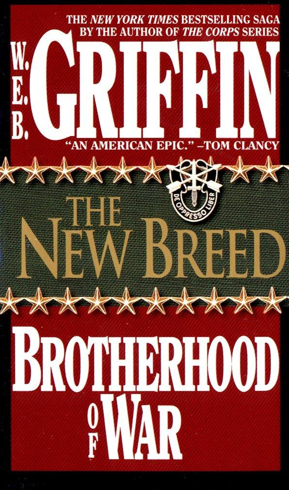 The New Breed als Taschenbuch