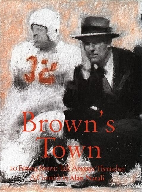 Brown's Town: 20 Famous Browns Talk Amongst Themselves als Buch