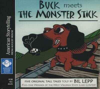 Buck Meets the Monster Stick als Hörbuch