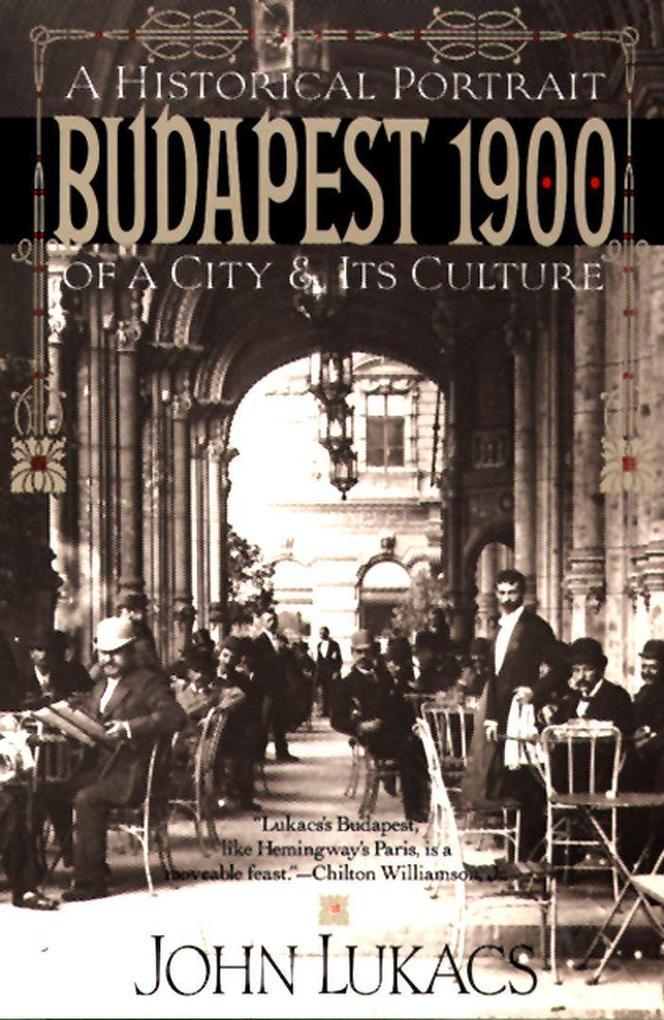 Budapest 1900 als Taschenbuch