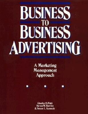 Business to Business Advertising als Buch (gebunden)
