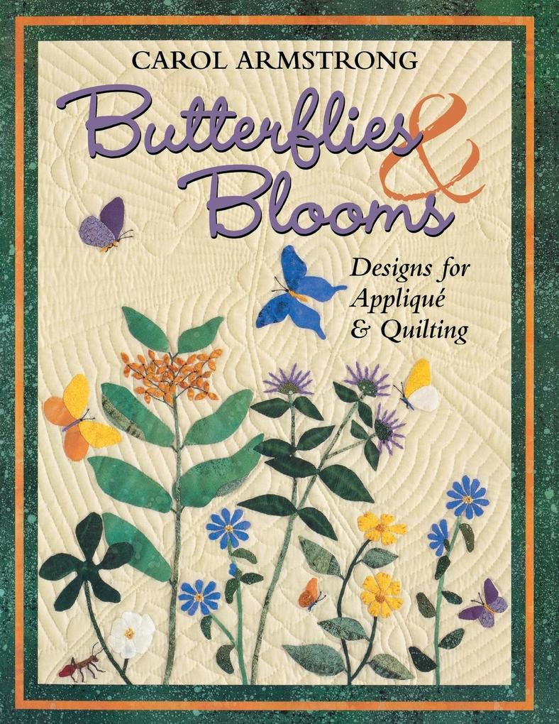 Butterflies & Blooms - Print on Demand Edition als Taschenbuch