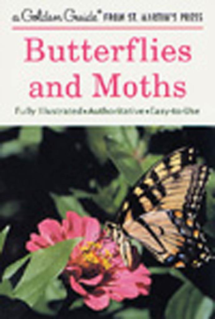 Butterflies and Moths als Taschenbuch