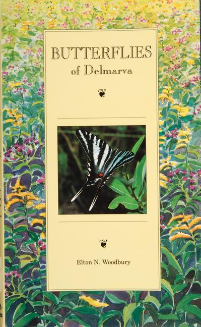 Butterflies of Delmarva als Taschenbuch