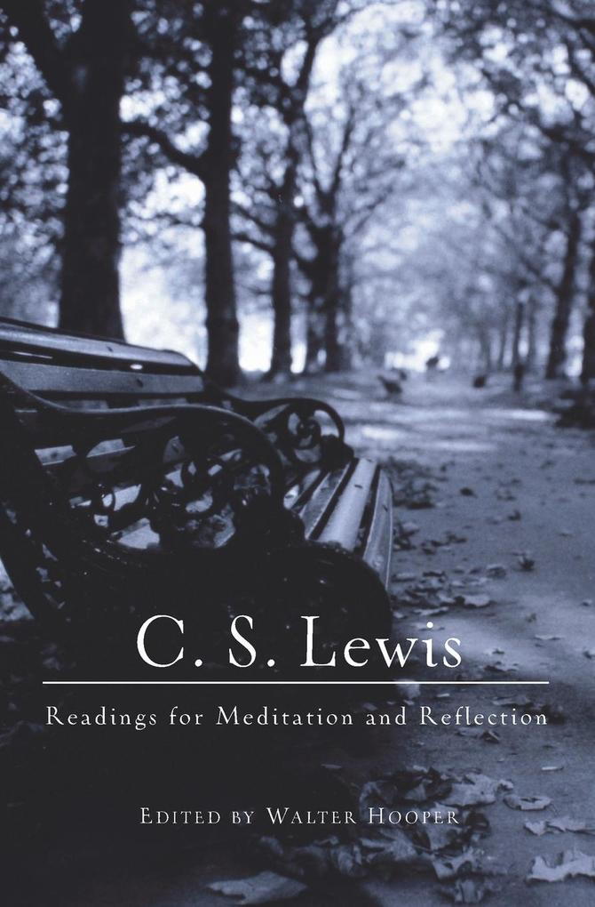 C.S. Lewis als Buch