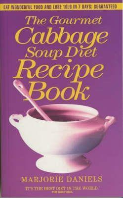The Cabbage Soup Diet Recipe Book als Taschenbuch