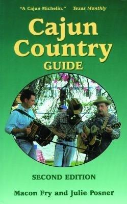 Cajun Country Guide 2nd als Taschenbuch