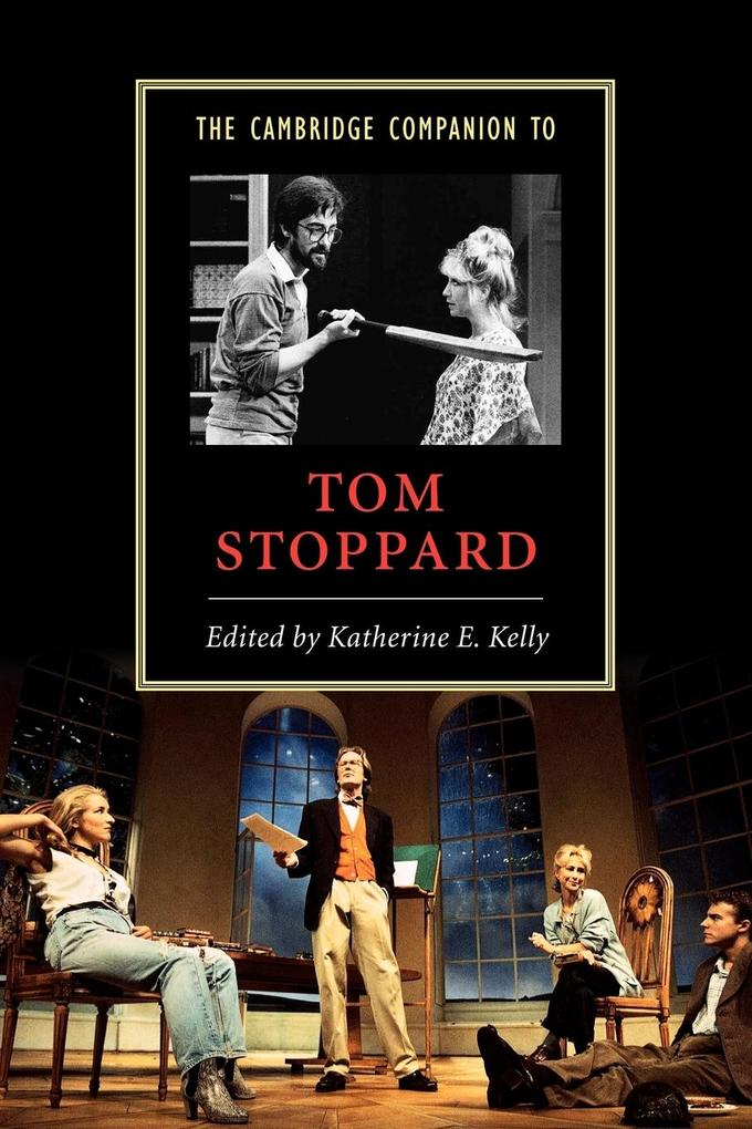 The Cambridge Companion to Tom Stoppard als Buch