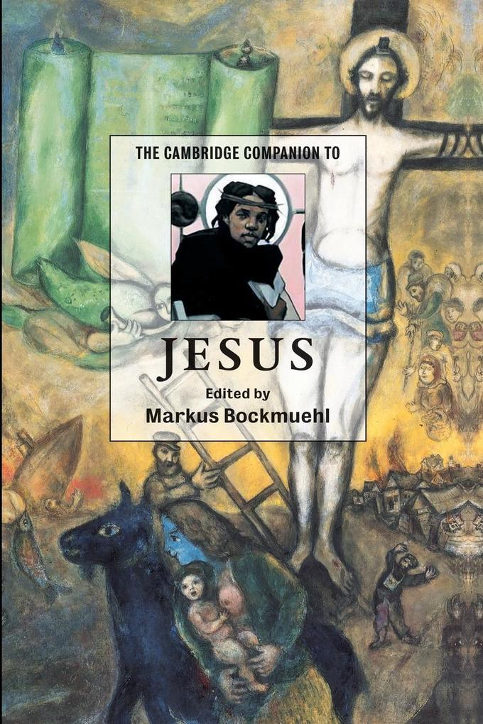 The Cambridge Companion to Jesus als Buch