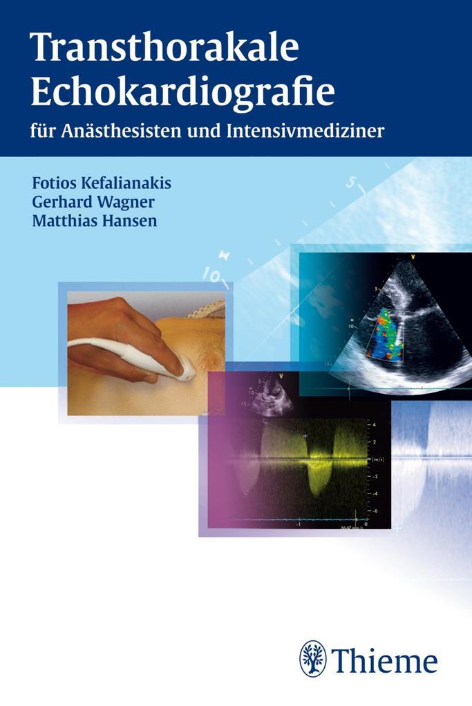 Transthorakale Echokardiografie als eBook