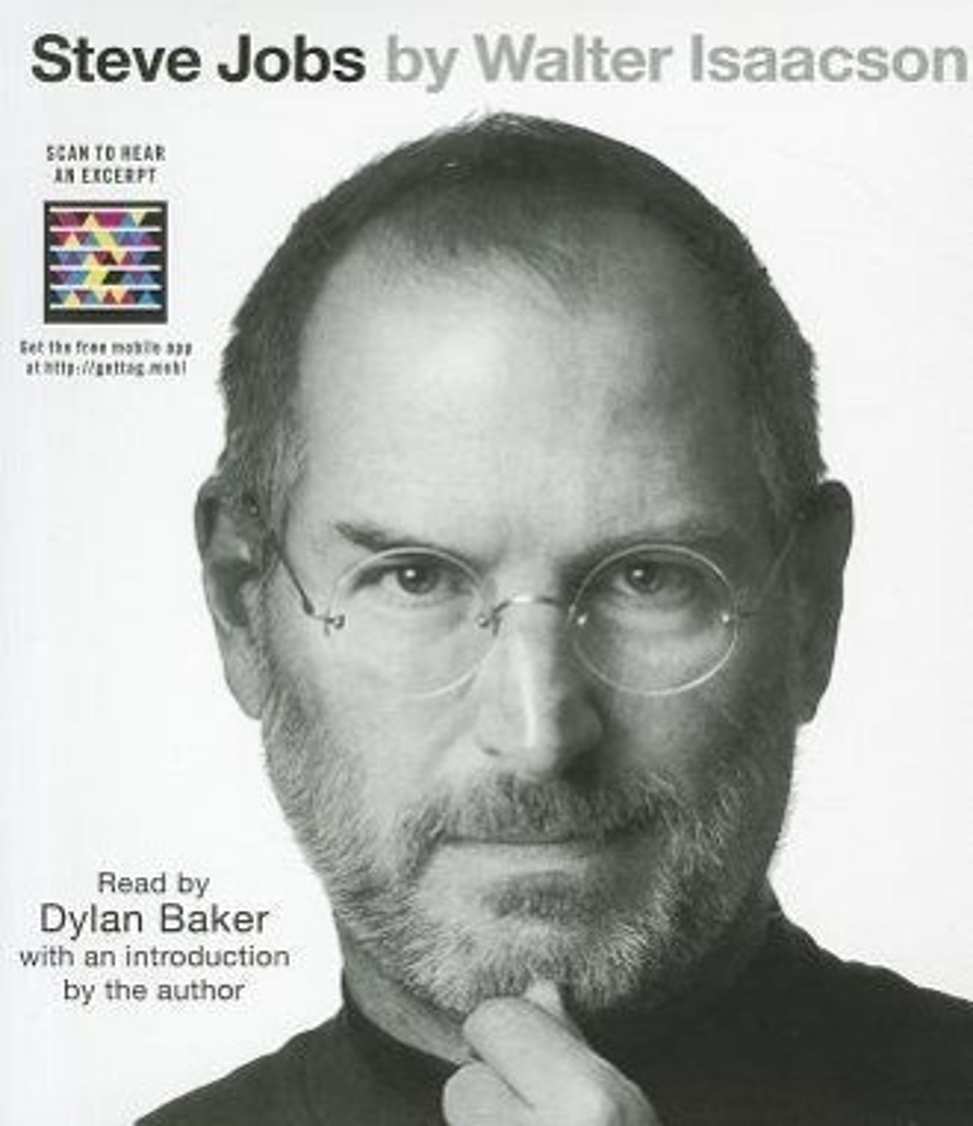 Steve Jobs als Hörbuch