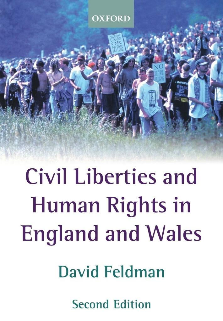 Civil Liberties and Human Rights in England and Wales als Buch