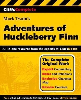 The Adventures of Huckleberry Finn als Taschenbuch