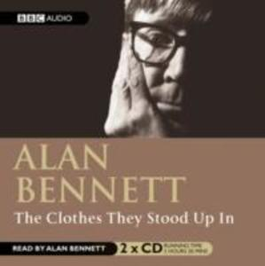 The Clothes They Stood Up In als Hörbuch
