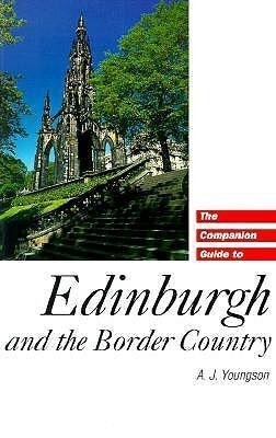 The Companion Guide to Edinburgh and the Border Country als Taschenbuch